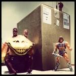 MOTUC Castle Grayskull Un-Boxing 1
