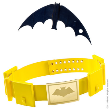 Movie Masters™ Epic Creations™ DC Classic TV Series Batman™ Utility Belt
