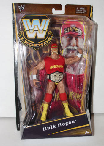 WWE Elite Hulk Hogan
