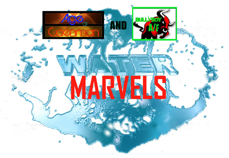 Water Marvels Logo