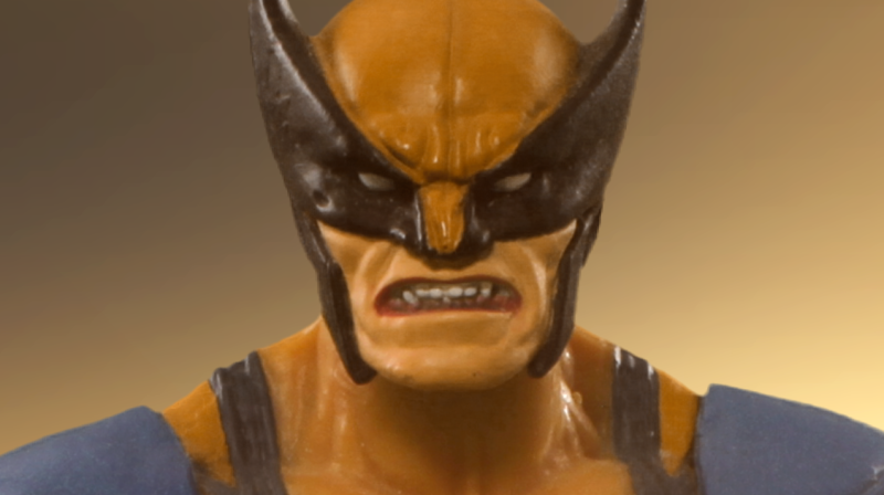Marvel Legends Wolverine Epic Split