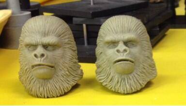 NECA Classic Planet of the Apes teaser 1