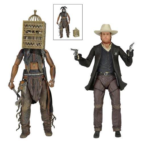 NECA Lone Ranger Series 2