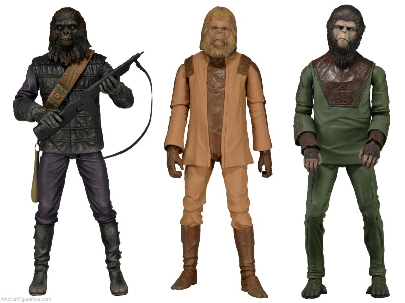 NECA Planet of the Apes Classic Series 1