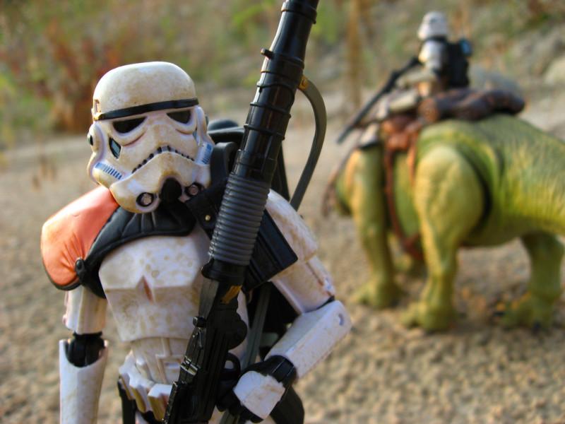 Star Wars Black Series Sandtrooper 4