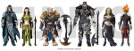Funko Magic the Gathering Planeswalker Legacy Action Figures