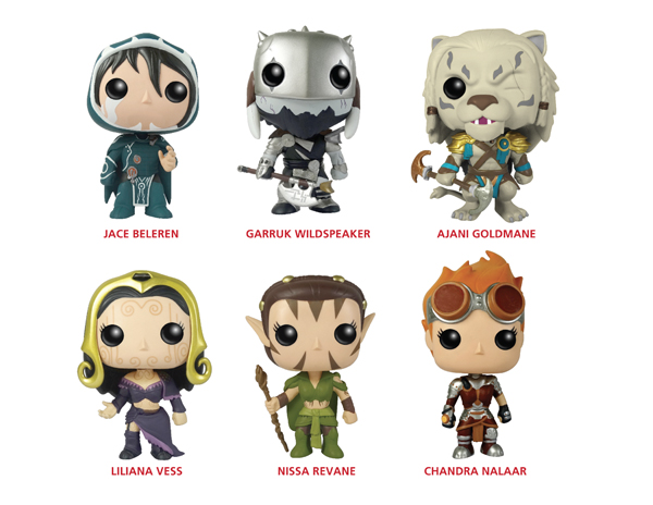 Funko Magic the Gathering Planeswalker Pop Vinyl