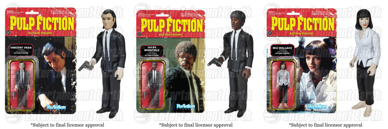 Funko ReAction Pulp Fiction
