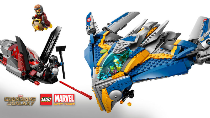 LEGO Marvel Guardians of the Galaxy 1