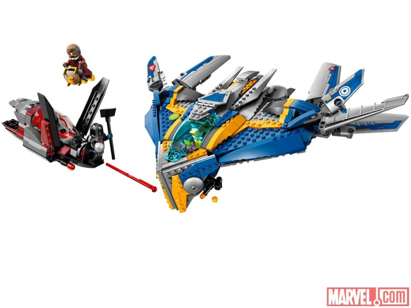 LEGO Marvel Guardians of the Galaxy 2