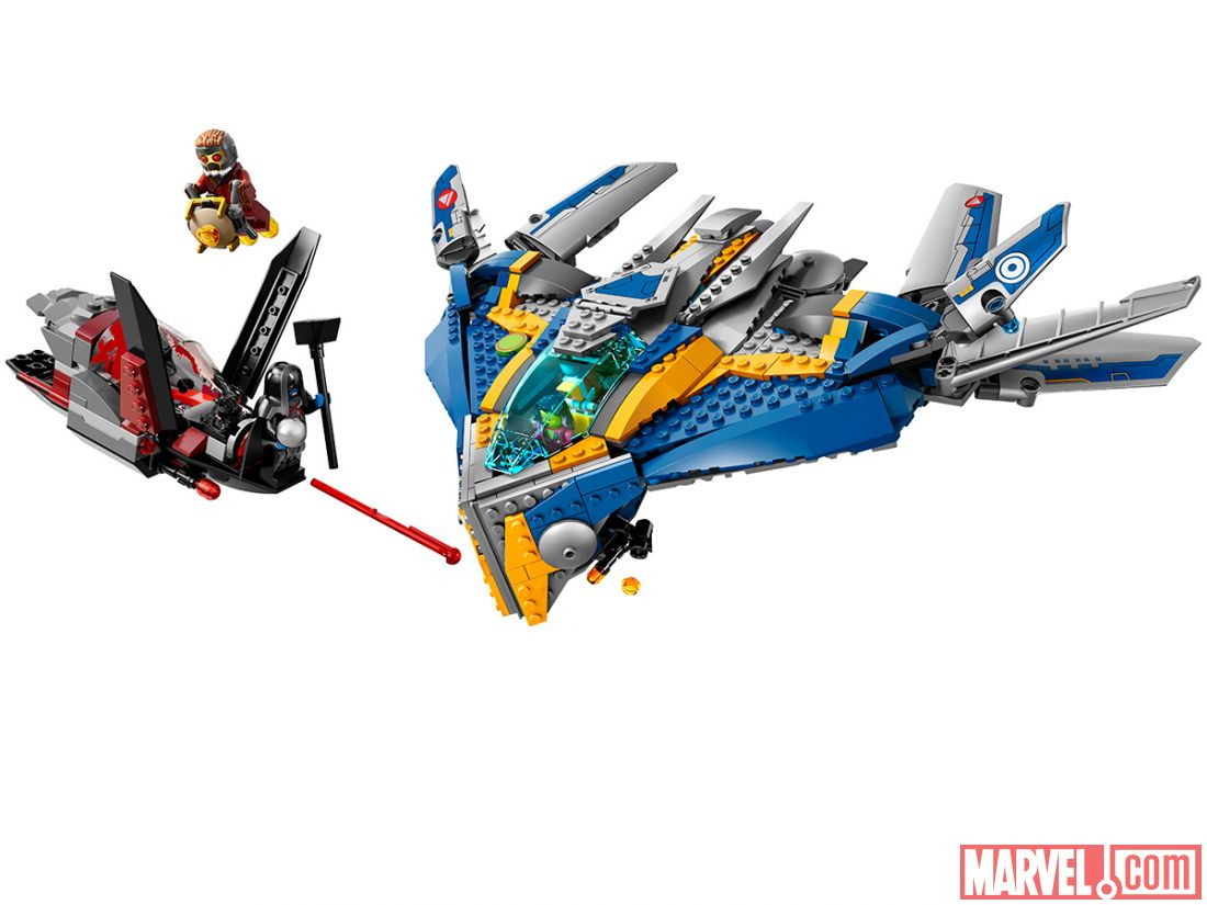 Toy Fair 2014 Lego Reveals Guardians Of The Galaxy And