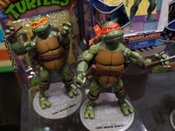 Playmates Teenage Mutant Ninja Turtles Classics Movie 1