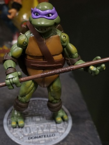 Playmates Teenage Mutant Ninja Turtles Classics Movie 3