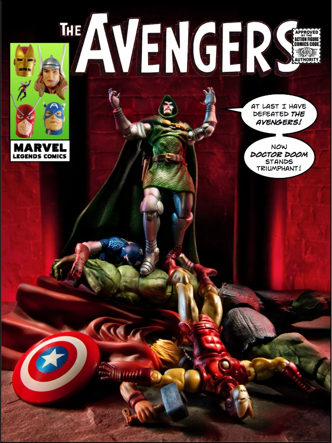 The Avengers: Doomed!
