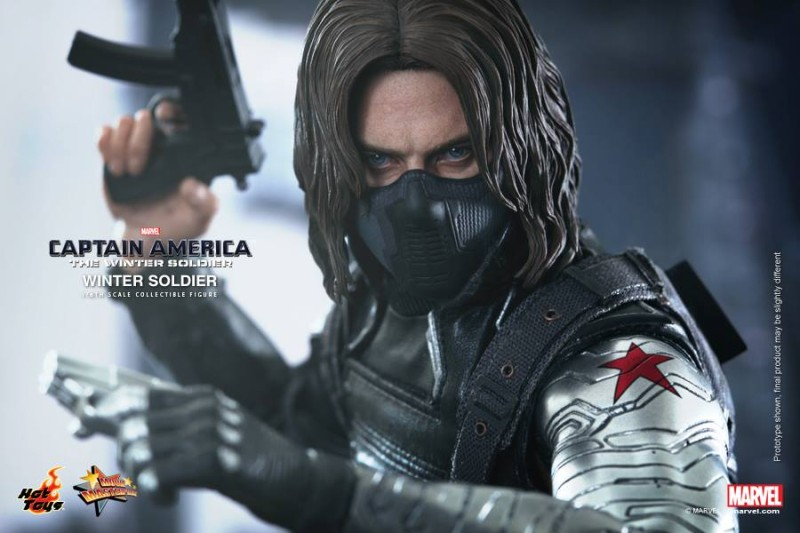 Hot Toys Winter Soldier from Captain America - TWS 01