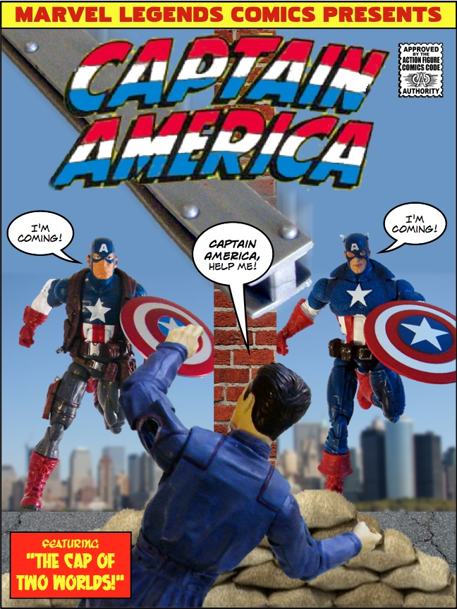 Captain America: Trading Places
