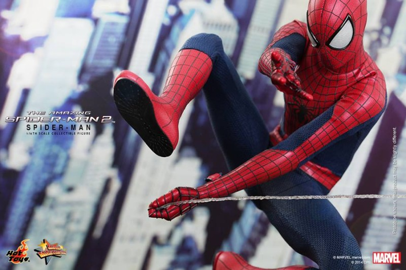 Hot Toys Amazing Spider-Man 2 01