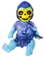 Mattycollector Baby Skeletor 1
