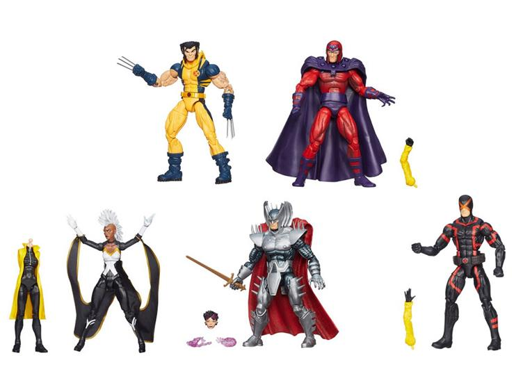 Previews Exclusive X-Men Marvel Legends