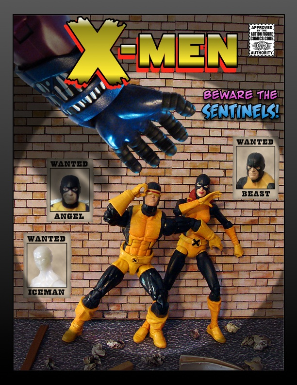 X-Men: The Silver Age of Future Past