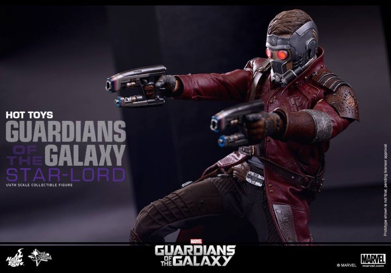 Hot Toys Guardians of the Galaxy Star-Lord 01