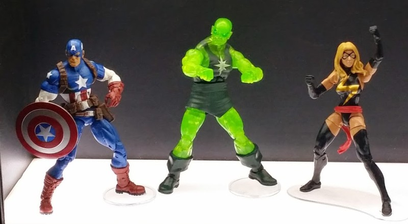 SDCC 2014 - Hasbro Marvel Legends Preview Night