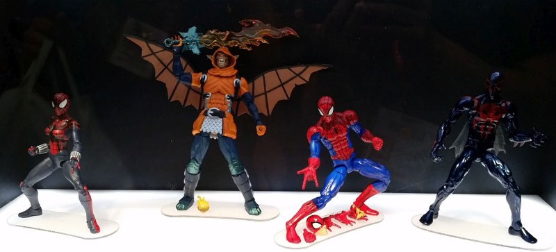 SDCC 2014 Hasbro Marvel Legends Spider-Man 2015