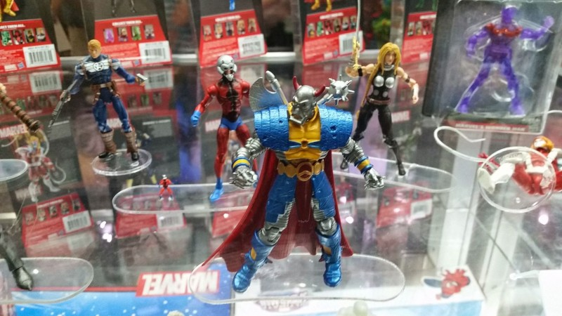 SDCC 2014 Hasbro Marvel Universe Infinite Series
