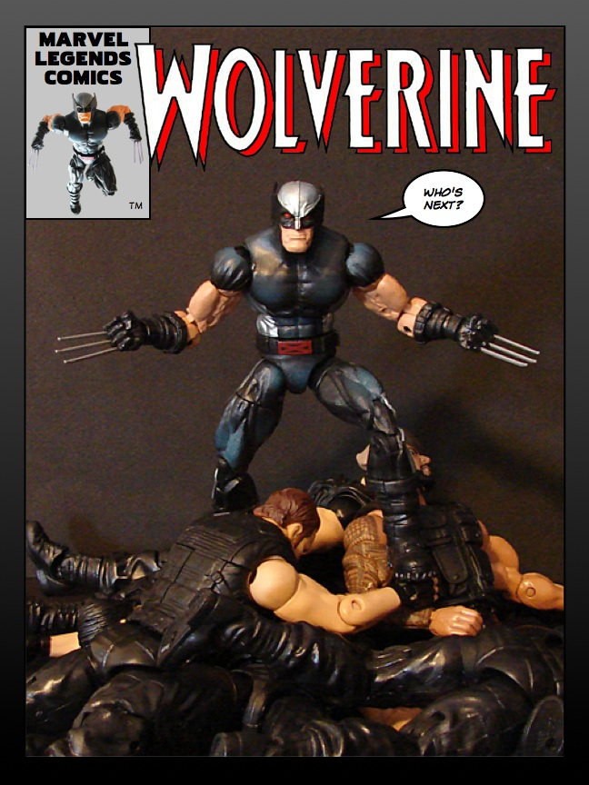 Wolverine Alone... Again! (Sort Of) - page 1