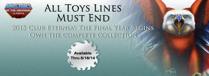 All Toy Lines Must End