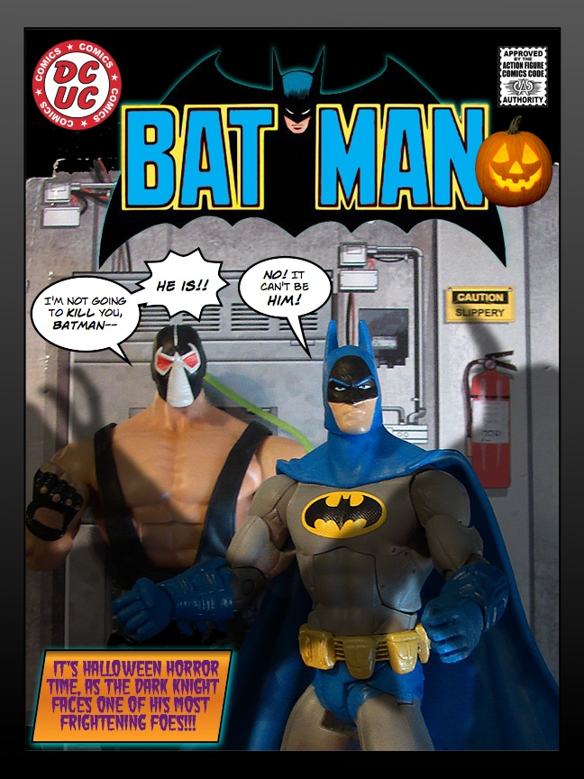 Batman - Night of the Bat Halloween Special