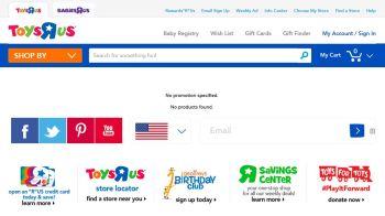 Heisenberg is a no-show at ToysRUs.com