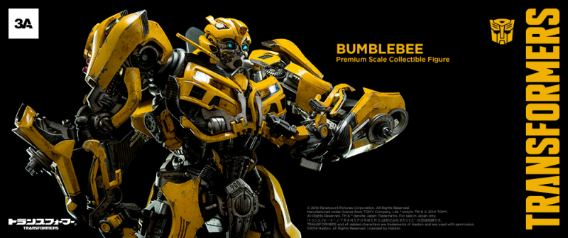 3A Toys Transformers Bumblebee 01