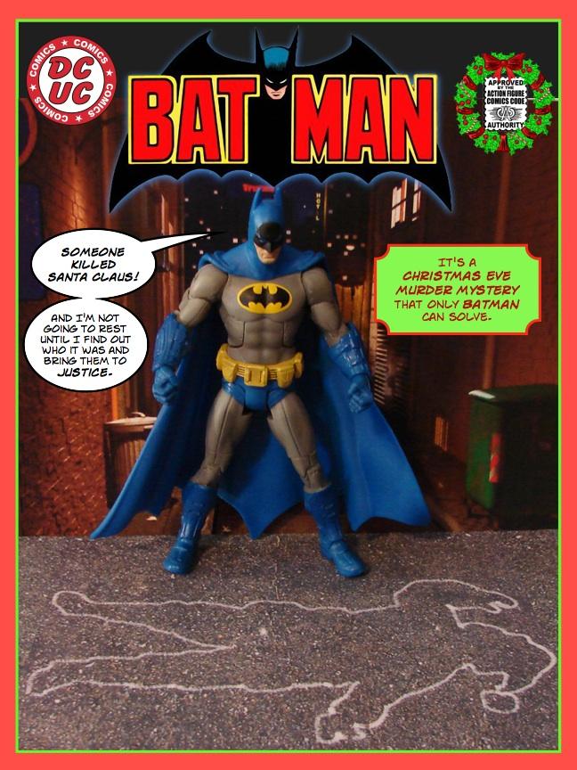 Batman - Silent Knight, Deadly Night (Holiday Special)