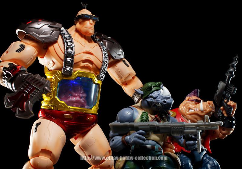 Teenage Mutant Ninja Turtles Krang by First Gokin 01