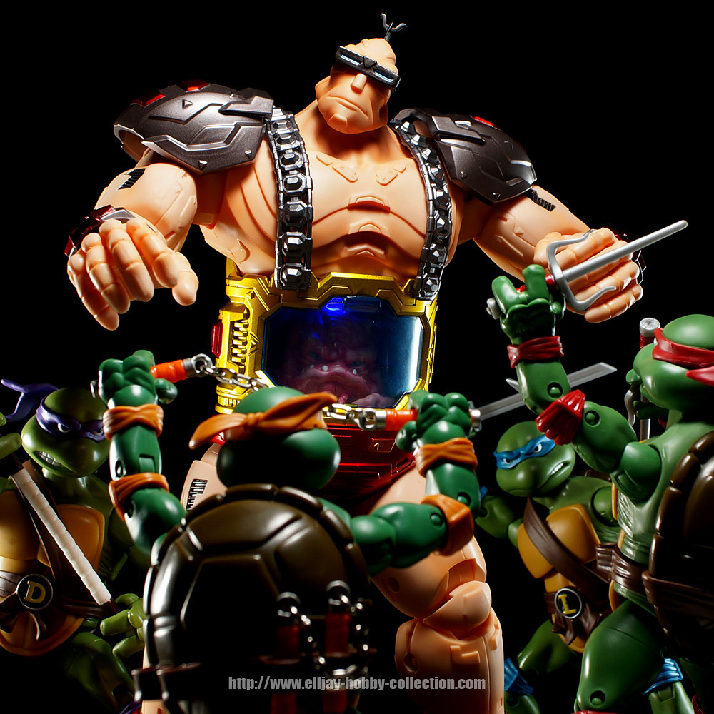 First Teenage Mutant Ninja Turtles Toys : How much would you pay for this gigantic teenage mutant