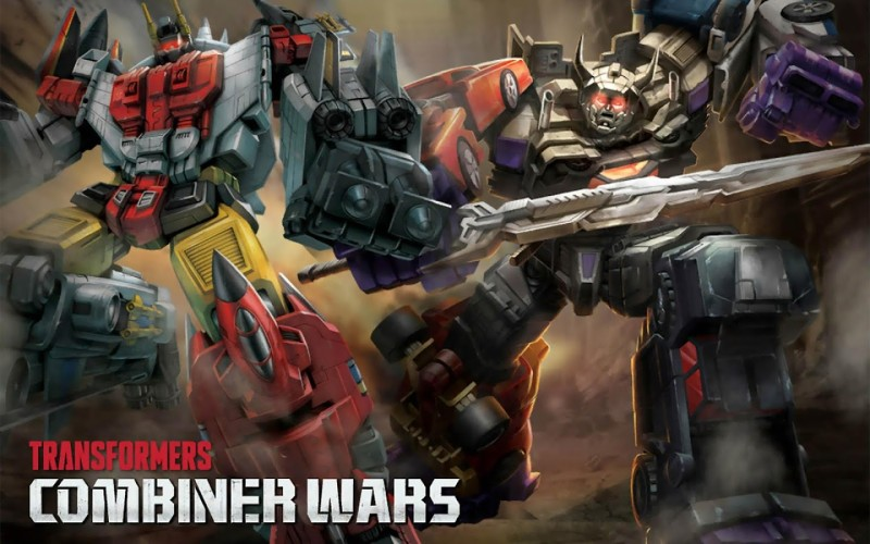 Transformers Combiner Wars Fan Built Bot 1