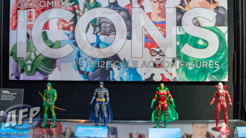 Toy Fair 2015 DC Collectibles DC Comics Icons (1 of 15)