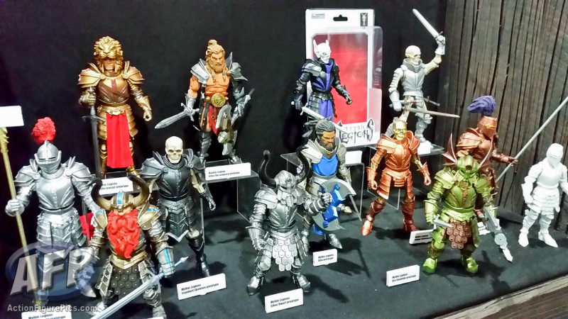Toy Fair 2015 Four Horsemen Mythic Legions (1 of 12)