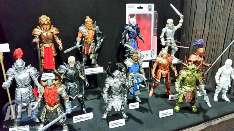 Toy Fair 2015 Four Horsemen Mythic Legions (1 of 12)