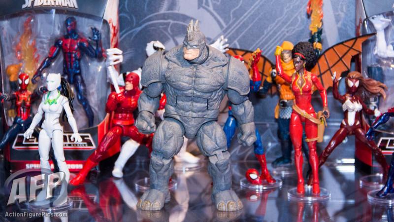 Toy Fair 2015 Hasbro Marvel Legends Rhino (2 of 18)