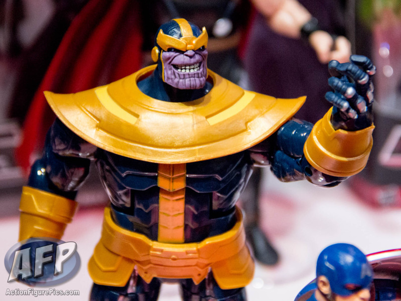 Toy Fair 2015 Hasbro Marvel Legends Thanos (2 of 14)