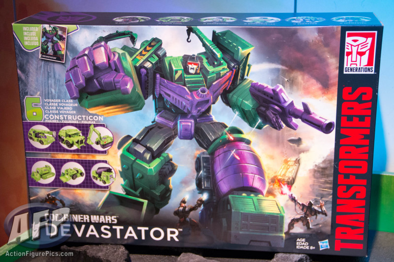 Toy Fair 2015 Hasbro Transformers Devastator and More (5 of 11)