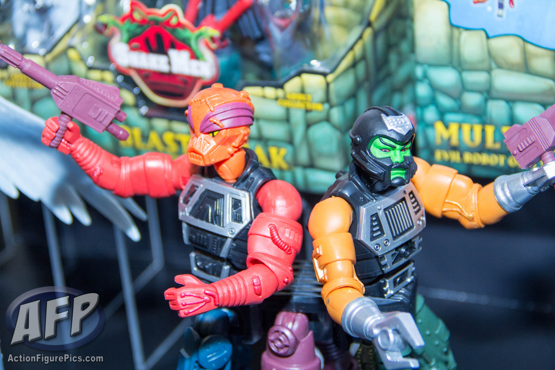 Masters of the Universe Classics HOVER ROBOTS