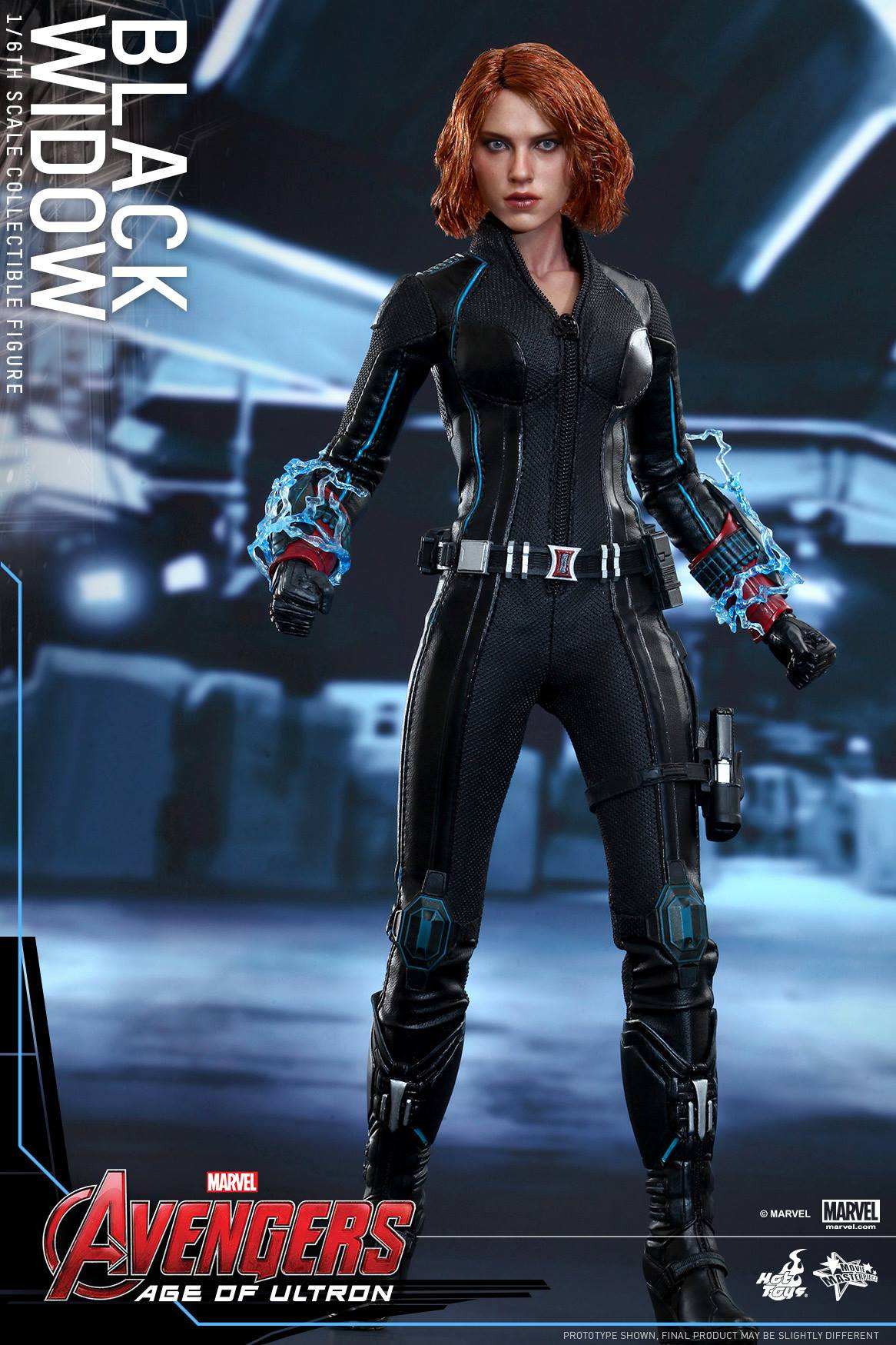 Hot Toys Reveals Smoking Hot Avengers: Age of Ultron Black ...