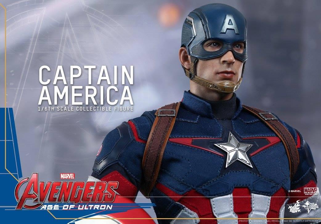 Captain America Avengers 2 Toys