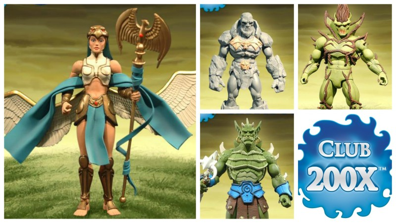 Masters of the Universe Classics Club 200X 3-12