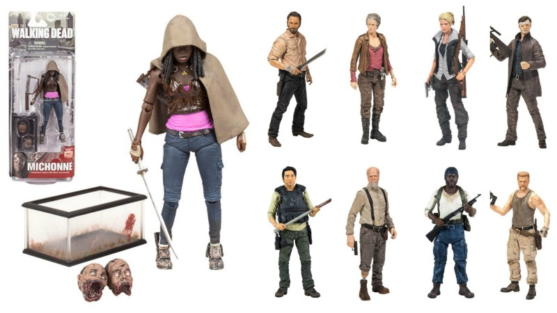 McFarlane The Walking Dead - 25 percent off one-day sale