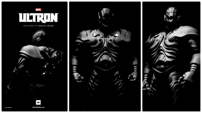 3A Toys Marvel Ultron