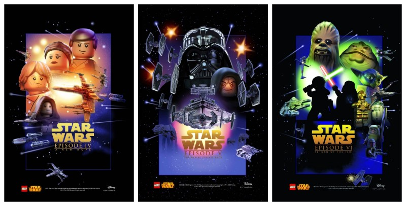 LEGO Star Wars - the Original Trilogy